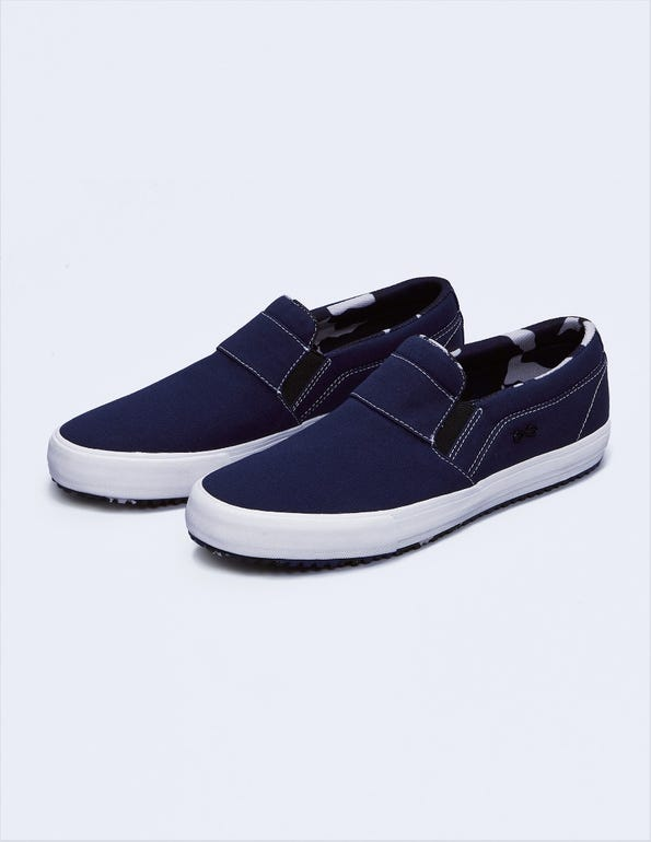 Men's Rush Vulcanized Slip-On Shoe