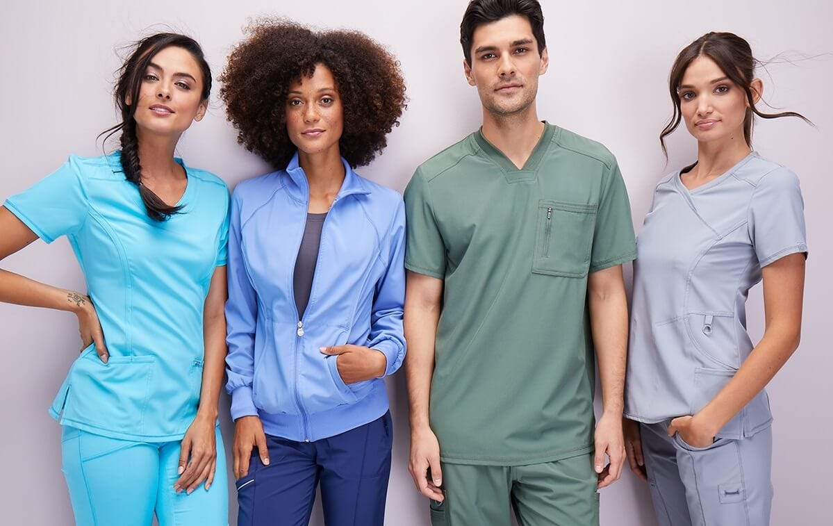It's All About The Scrubs